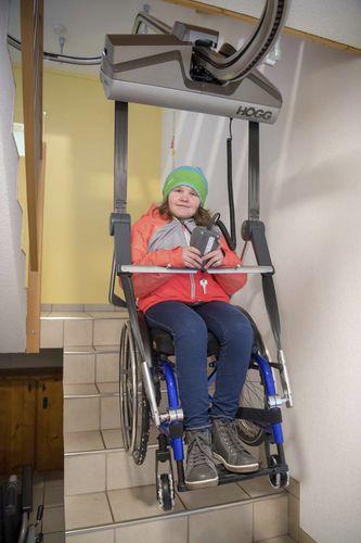 wheelchair stairlift