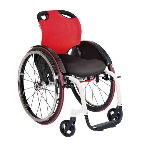 active wheelchair / sport / folding