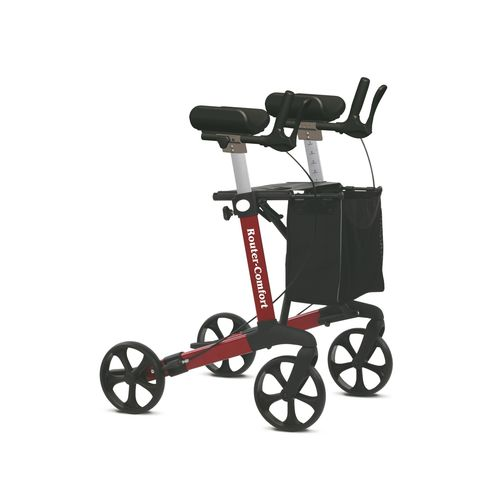 4-caster rollator