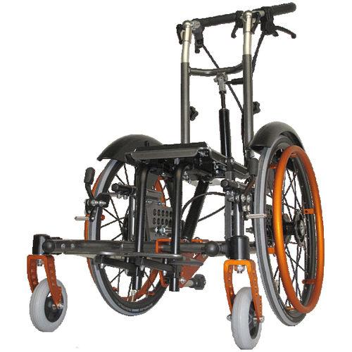 wheelchair frame