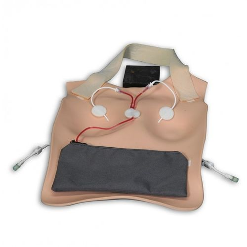 central venous catheterization simulator