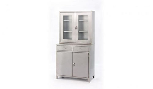 operating room cabinet / with shelf / with drawer / with door