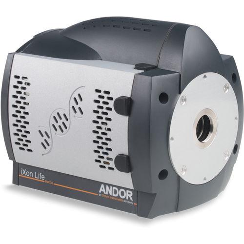 microscope camera / digital / EMCCD / cooled