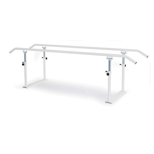 height-adjustable rehabilitation parallel bars