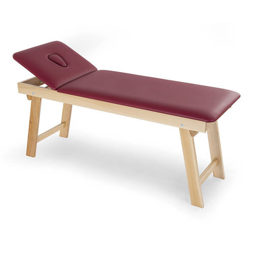 manual massage table