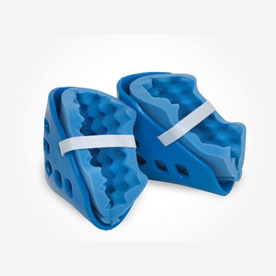 heel positioning cushion