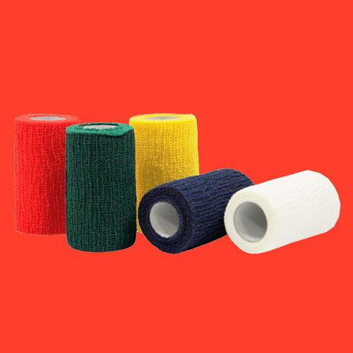 bandage / cotton / non-adherent / elastic