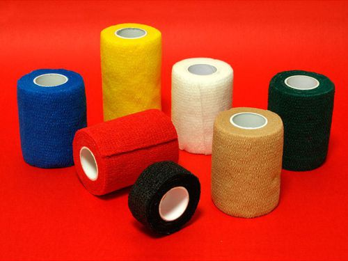 bandage / non-adherent / non-woven / elastic