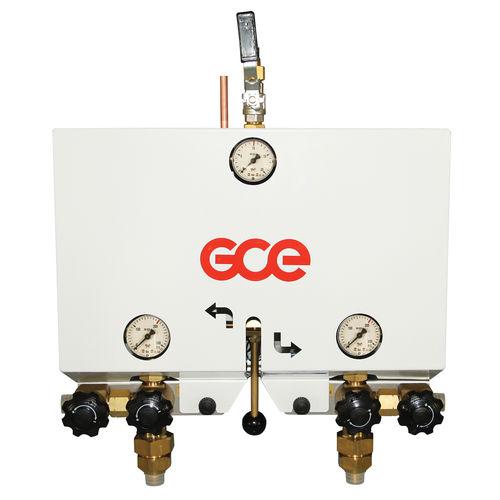 semi-automatic manifold / hospital
