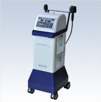 infrared diathermy unit / trolley-mounted