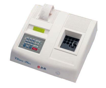 automatic biochemistry analyzer / for clinical diagnostic / benchtop