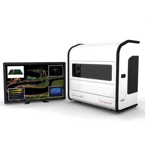 cell imaging system with slide scanner / automatic / laboratory / pathology