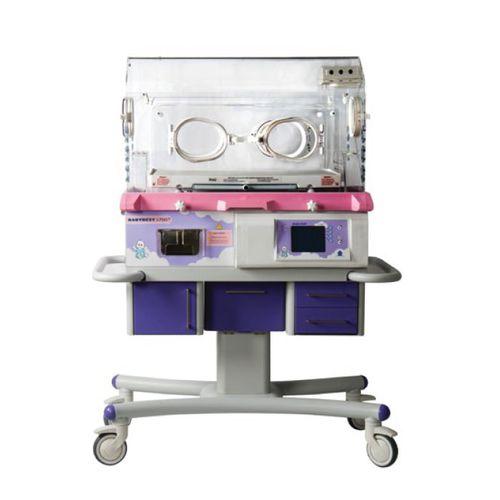 Trendelenburg neonatal incubator