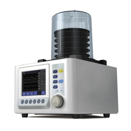 electro-pneumatic ventilator