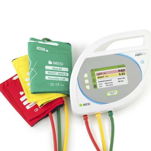ABI patient monitor / blood pressure / clinical / trolley-mounted