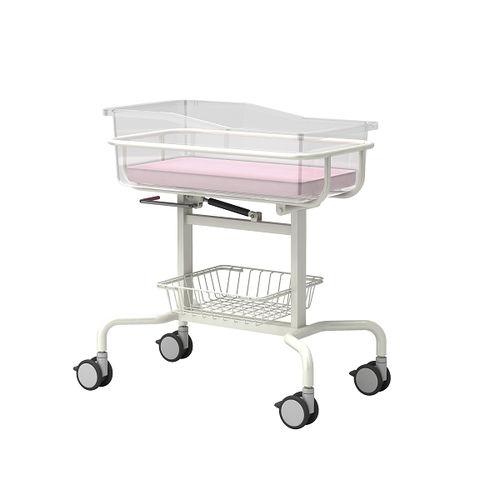 tilting hospital bassinet