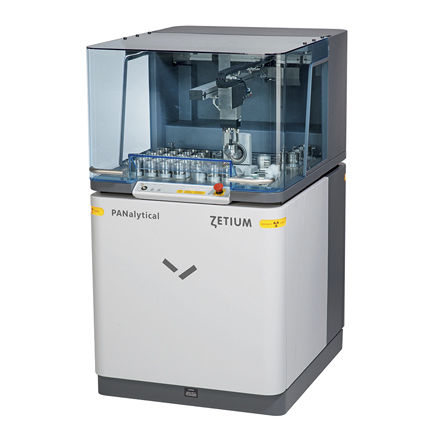 XRF spectrometer / for the pharmaceutical industry