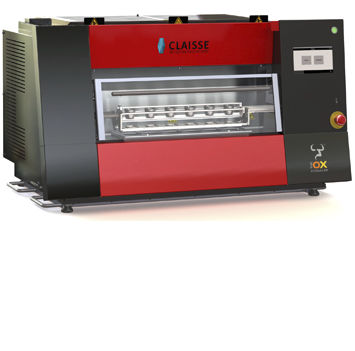 automatic sample preparation system / laboratory / for XRF spectrometry / by fusion