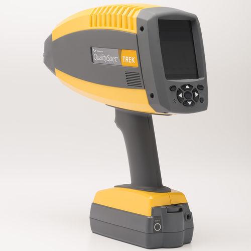 hand-held spectrometer