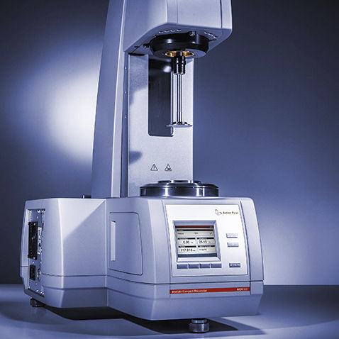 automatic rheometer / laboratory / for the food industry / for the cosmetics industry