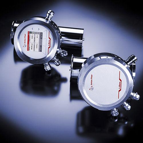 density sensor / for the pharmaceutical industry