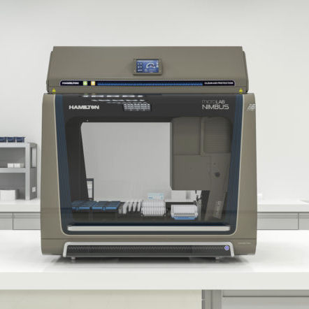 automated sample preparation system / laboratory / benchtop