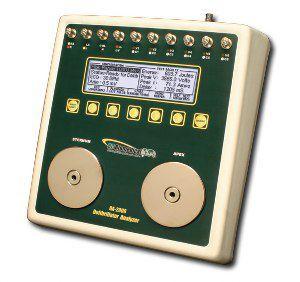 external defibrillator tester / benchtop