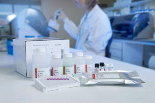 hepatitis C test kit