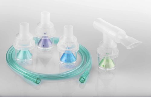 nebulizer kit with mouthpiece