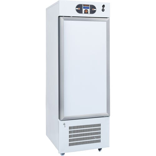 laboratory freezer / for breast milk / cabinet