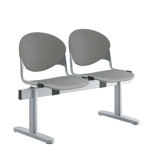 waiting room beam chair / 5-person / 4-seater / 2-person