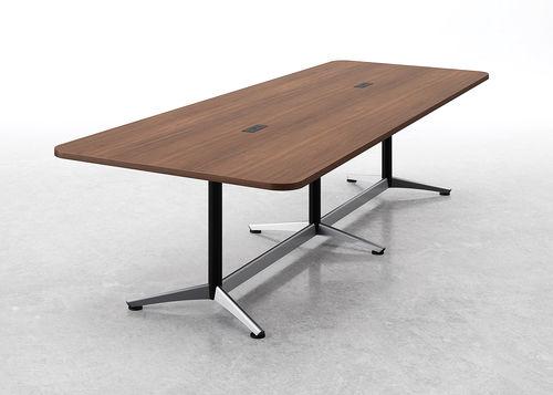 work table / dining / rectangular / square