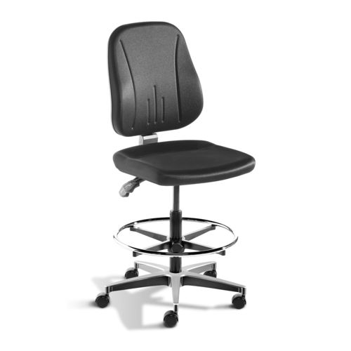 office chair / on casters / rotating / ergonomic
