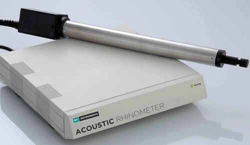 acoustic rhinometry system