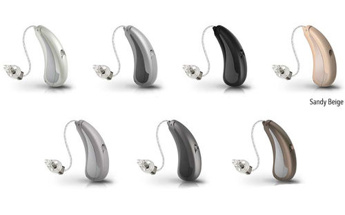 mini RIC hearing aid - Hansaton Akustik