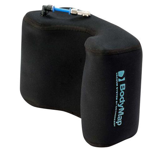 head positioning cushion / foam / vacuum / anatomical
