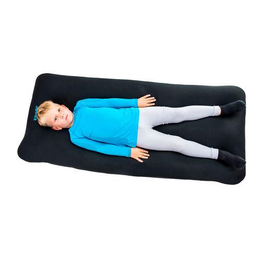 hospital bed mattress / foam / vacuum / anti-decubitus