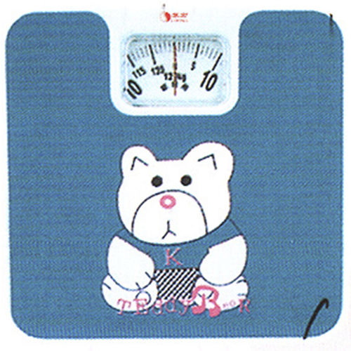 electronic patient weighing scale / with analog display