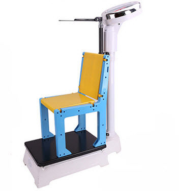 mechanical patient weighing scale / chair