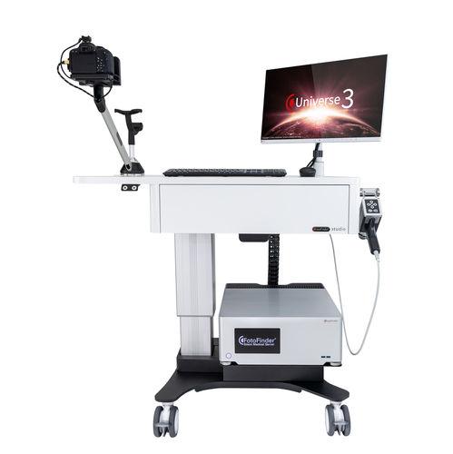 video trichoscope
