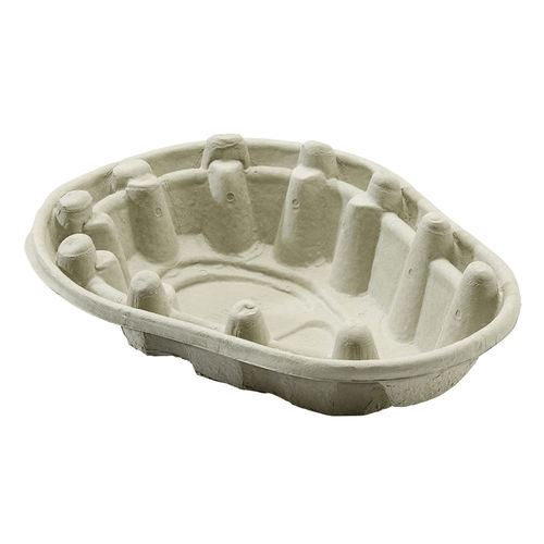 disposable bedpan support