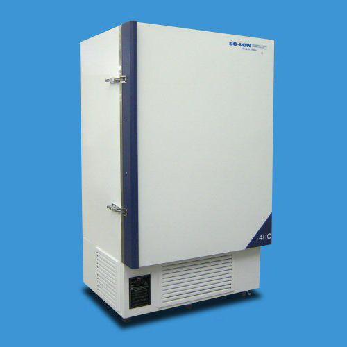 laboratory freezer / cabinet / low-temperature / 1-door
