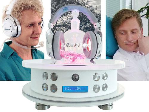 table spirovital therapy unit2 / bronchitis / dermal problem