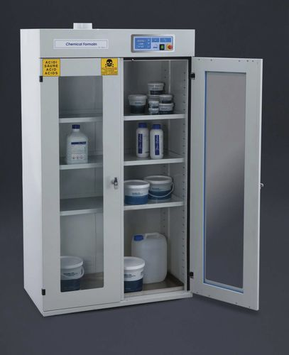 sample storage display cabinet
