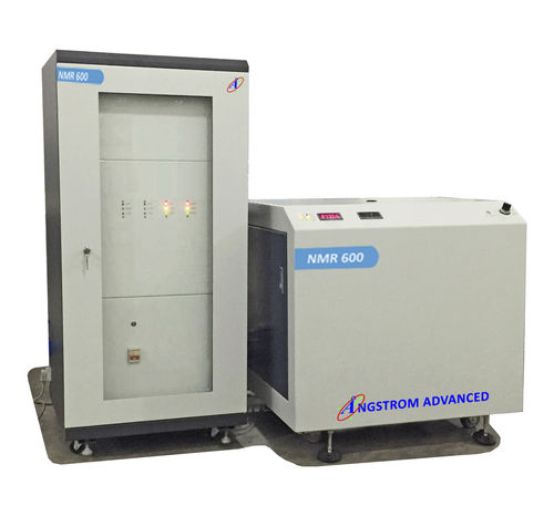 NMR spectrometer / for the pharmaceutical industry / for teaching / compact