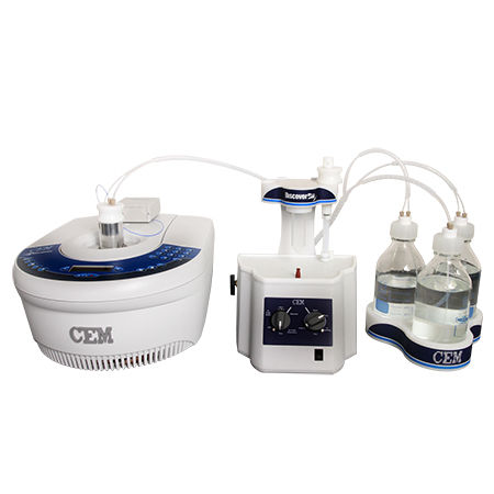 peptide synthesis platform / manual / microwave