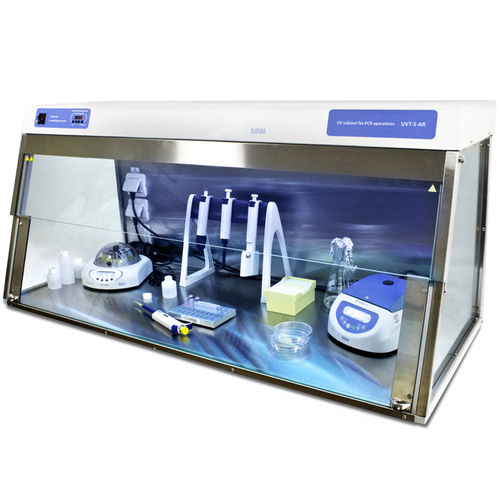 UV clean bench / laboratory / for DNA and RNA preparation / for clean rooms