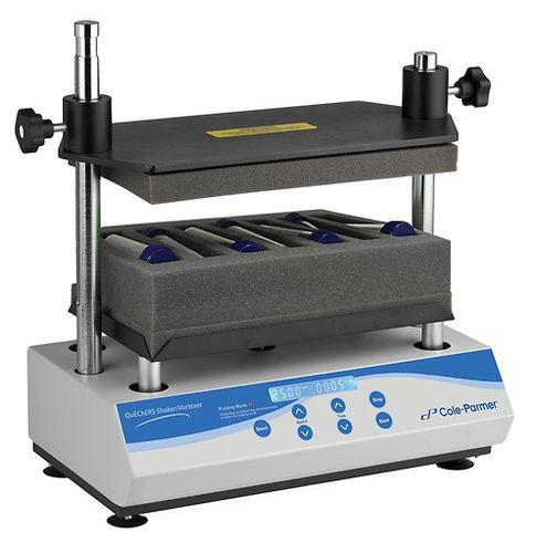 vortex laboratory mixer / digital / bench-top