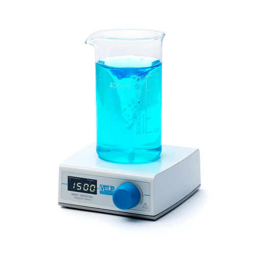 magnetic laboratory stirrer / digital / benchtop