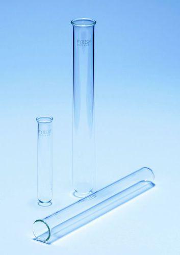 laboratory test tube / borosilicate glass
